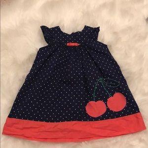 Adorable Gymboree dress size 12-18m